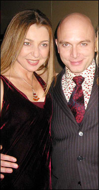Donna Murphy and Michael Cerveris will star in MTC's <i>LoveMusik</i>.