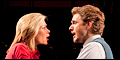 Marin Mazzie and Jason Danieley in Next to Normal
