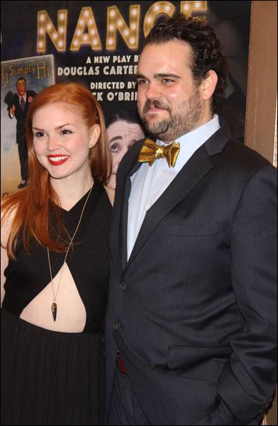 Emily Tyra and Greg Hildreth