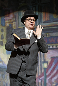 Nathan Lane in <i>The Nance</i>.