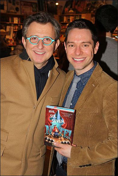Thomas Schumacher and Tim Federle