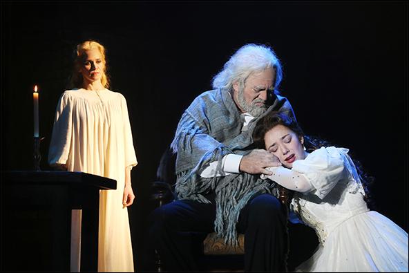 Lauren Kennedy, Craig Schulman and Julie Benko