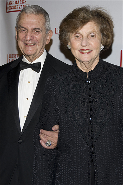 Howard Rubenstein and Amy Rubenstein