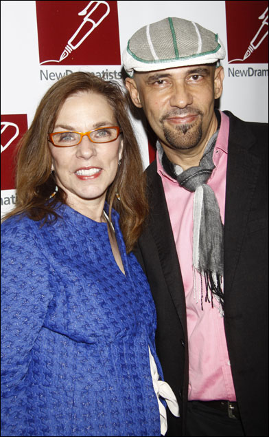 Marsha Norman and Nilo Cruz