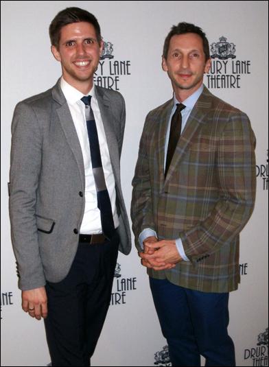 Matthew Carney and Ben Johnson