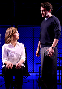 Alice Ripley and Brian d'Arcy James in <I>Next to Normal.</I>