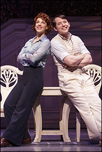 Jessie Mueller and Matthew Broderick