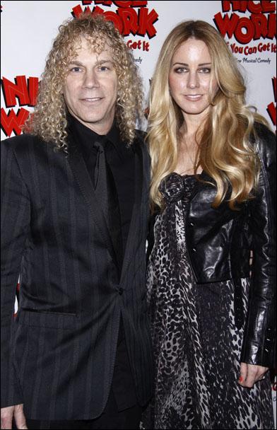 David Bryan and April McLean