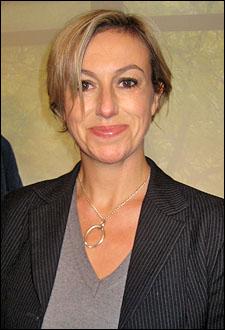 Choreographer Lynne Page