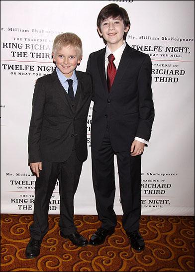 Hayden Signoretti and Matthew Schechter