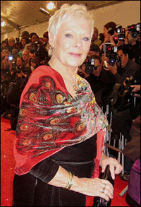 Judi Dench is a Patron of the <i>York Mystery Plays</i>