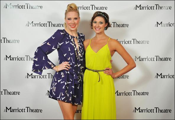 Brandi Wooten and Melissa Zaremba