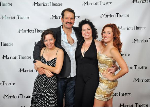 Susan Moniz, James Moye, Kelli Cramer and Alexandra Palkovic