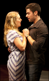 Jenni Barber and Adam Kantor