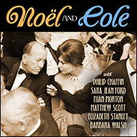 The variant album cover showing Noel Coward.