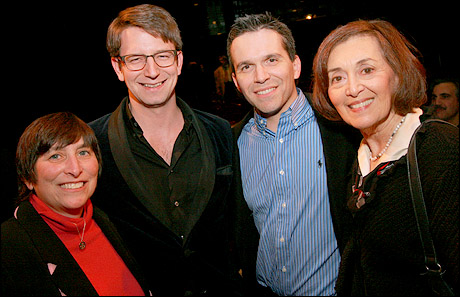 Joan Ross-Sorkin, Edwin Cahill, Jim Kierstead and Nancy Ford