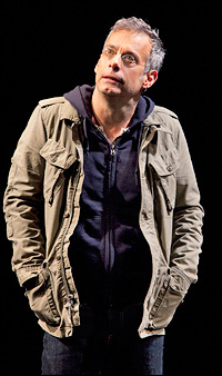 Joe Mantello in <I>The Normal Heart</I>