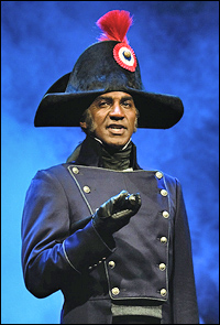 Norm Lewis as Javert