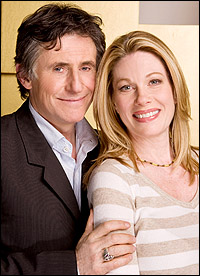 Gabriel Byrne and Marin Mazzie.