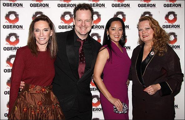 Michele Gerber Klein, Michael Stever, Cassandra Seidenfeld and Linda Nelson