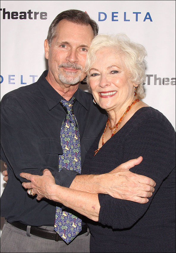 Cotter Smith and Betty Buckley