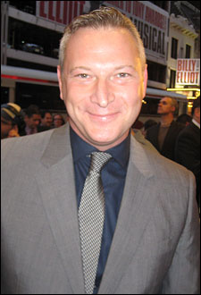 Producer Jeffrey Finn