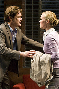 <I>Oleanna</I>'s Bill Pullman and Julia Stiles