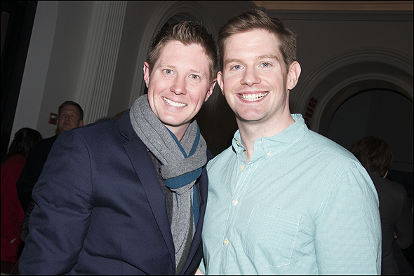 Justin Bohon, and Rory O'Malley