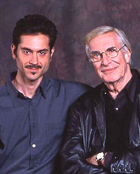 <I>Sixteen Wounded</I> stars Omar Metwally and Martin Landau.