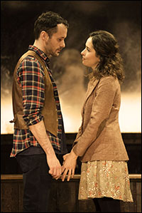 Declan Bennett and Zrinka Cvitesic