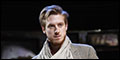 Arthur Darvill, Joanna Christie and Katrina Lenk in Broadway's Once