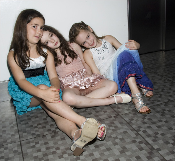 Claire Candela, Mckayla Twiggs and Ripley Sobo