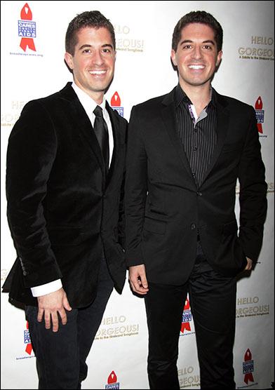 Will Nunziata and Anthony Nunziata