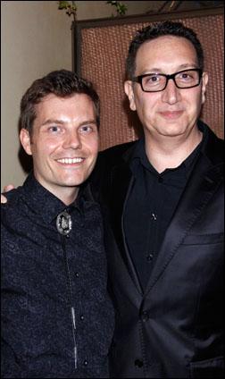 Jimmy Maize and Moises Kaufman