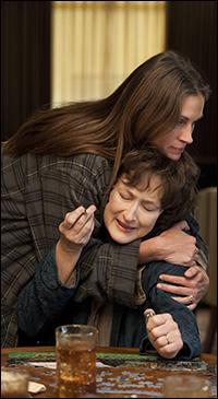 Julia Roberts and Meryl Streep