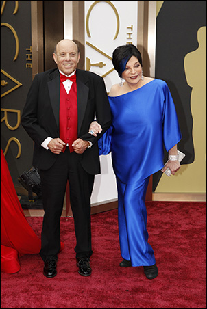 Joey Luft and Liza Minnelli