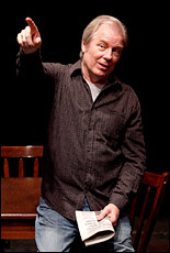 Michael McKean in <i>Our Town</i> Off-Broadway.