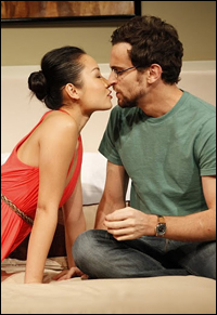 Li Jun Li and Matthew Dellapina