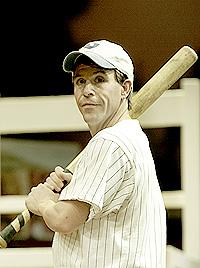 Jeff Gurner as <I>Owen Meany.</I>
