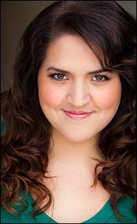 Performer Hayley Anna Norris