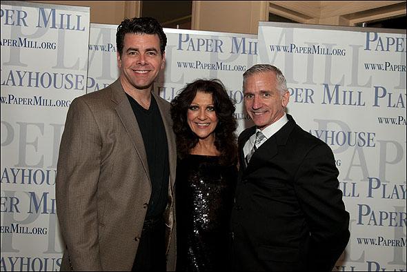 Burke Moses, Lenora Nemetz and Mark Hoebee