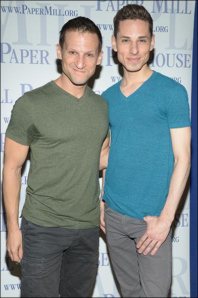 Scott Leiendecker and Sean Patrick Doyle