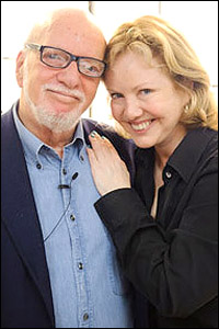 Directors Harold Prince and Susan Stroman