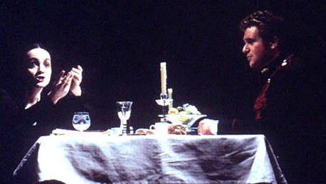 Maria Friedman and Michael Ball in Passion
