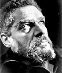 Paul Scofield as <I>King Lear.</I>