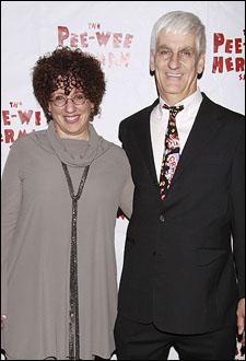 Cheri Steinkellner and Bill Steinkellner