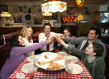Amara Miller, Jenna Elfman, Bill Pullman, Martha MacIsaac, Josh Gad and Benjamin Stockham