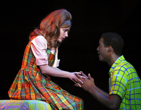 Kerry Butler and Corey Reynolds