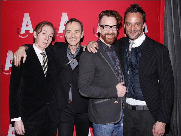Timothy Doyle, John Kelly, John Williams Watkins and Jon David Casey