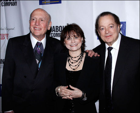Artie Butler, Iris Rainer Dart and Mike Stoller